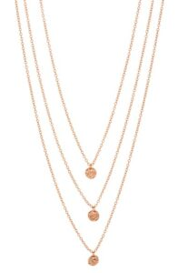 Gorjana 3 disc necklace - gifts for friends