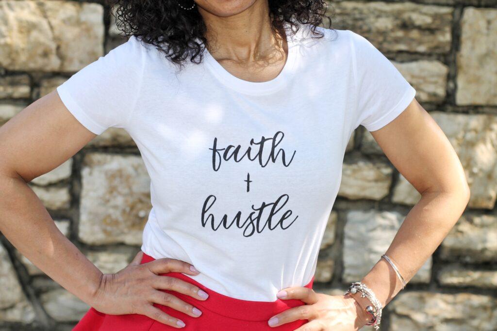 faith and hustle