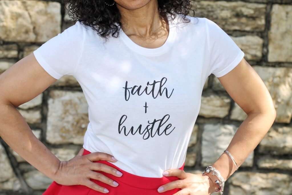 faith and hustle